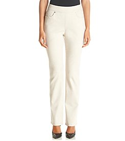 Gloria Vanderbilt® Avery Pull On Straight Leg Jeans