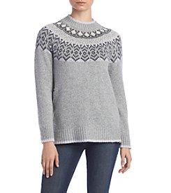 Ruff Hewn Nordic Yoke Sweater