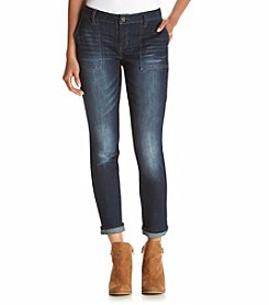 Ruff Hewn Dark Wash Skinny Jeans