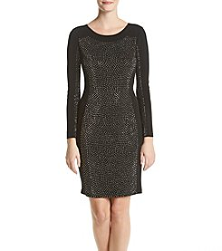 Calvin Klein Embellished Body Dress