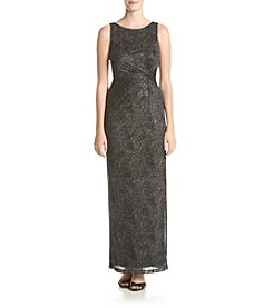 Calvin Klein Novelty Long Dress
