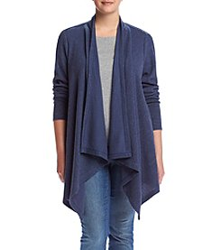 Ruff Hewn Plus Size Thermal Flyaway Cardigan
