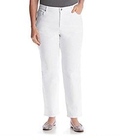 Gloria Vanderbilt® Plus Size Amanda Denim Jeans