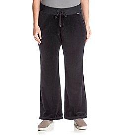 MICHAEL Michael Kors® Plus Size Pull On Velour Pants