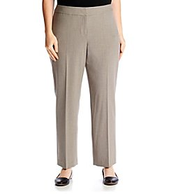 Nine West® Plus Size Taylor Stretch Trouser Pants