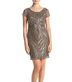 Adrianna Papell® Fully Beaded Dress