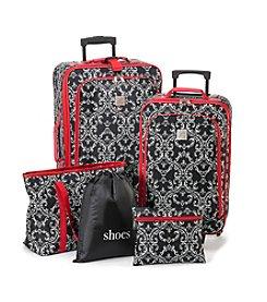 TravelQuarters Vine 5-pc. Luggage Set