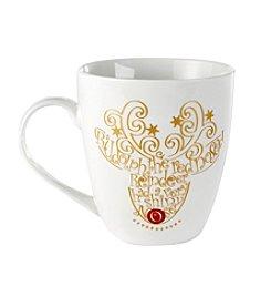 Pfaltzgraff® Gold Reindeer Mug