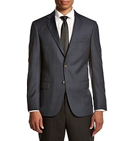 Hart Schaffner Marx® Men's Navy Plaid Sport Coat