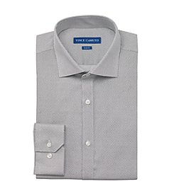 Vince Camuto® Men's Black Pindot Dress Shirt