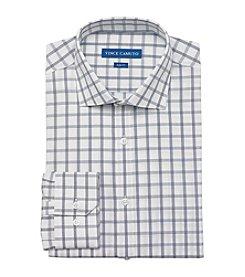 Vince Camuto® Men's Windowpane Dress Shirt