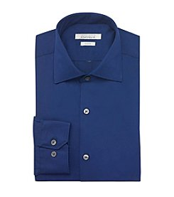 Perry Ellis® Men's Slim Fit Wrinkle Free Dress Shirt