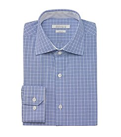 Perry Ellis® Men's Graphic Checked Dress Shirt