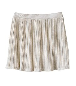 Jessica Simpson Girls' 7-16 Emery Shimmer Skirt