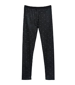 Jessica Simpson Girls' 7-16 Studded Glimmer Leggings