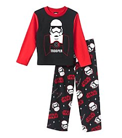 Star Wars® Boys' 4-10 2-Piece Stormtrooper® Pajama Set