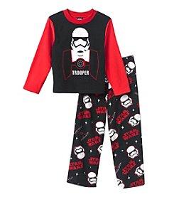 Star Wars® Boys' 4-10 2-Piece Stormtrooper® Pajama Set