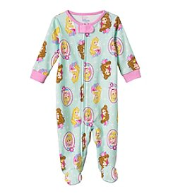 Disney Princess® Baby Girls' Allover Princesses Sleeper