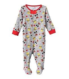 Disney® Baby Boys Allover Mickey Mouse® Sleeper