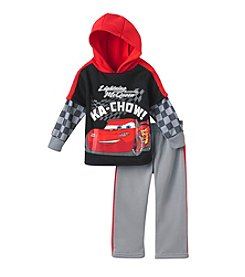 Disney Pixar® Boys' 2T-4T 2-Piece Lightning McQueen Hoodie Set
