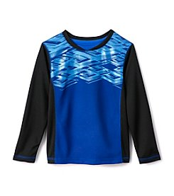 Exertek® Boys' 4-7 Long Sleeve Foil Tee