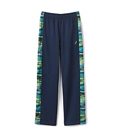Exertek® Boys' 8-20 Printed Side Mesh Pants