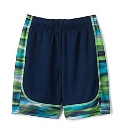 Exertek® Boys' 4-7 Printed Side Shorts