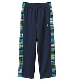 Exertek® Boys' 4-20 Printed Side Mesh Pants