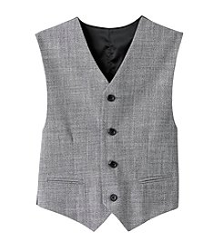 Calvin Klein Boys' 8-20 Twist On Twist Vest