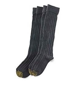 GOLD TOE® 2 Pack Knee Socks