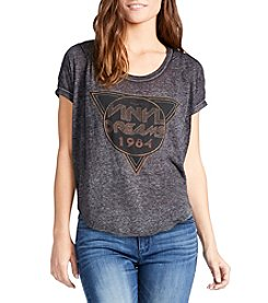 William Rast® Stefani Graphic Tee