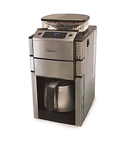 Capresso CoffeeTEAM PRO 10-Cup Stainless Steel Thermal Carafe Coffee Maker