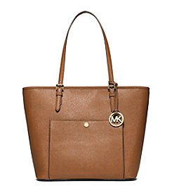 MICHAEL Michael Kors® Jet Set Large Saffiano Leather Tote