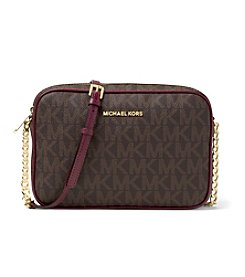 MICHAEL Michael Kors® Jet Set Large Logo Crossbody