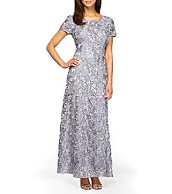 Alex Evenings® Rosette Gown