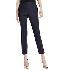 Vince Camuto® Front Zip Ankle Pants
