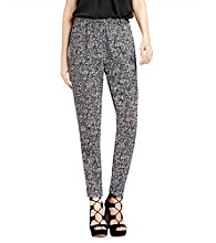 Vince Camuto® Textured Tweed Pants