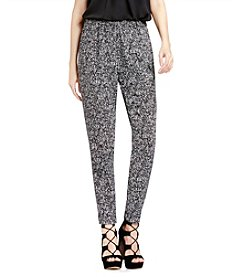 Vince Camuto® Textured Tweed Pants