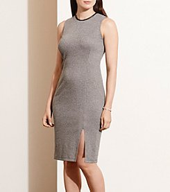 Lauren Ralph Lauren® Plus Size Herringbone Sheath Dress