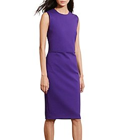 Lauren Ralph Lauren® Petites' Jersey Sheath Dress
