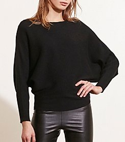 Lauren Ralph Lauren® Cotton-Blend Dolman Sweater