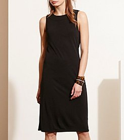 Lauren Ralph Lauren® Asymmetrical-Back Jersey Dress