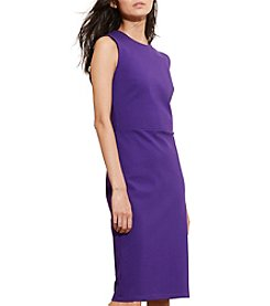 Lauren Ralph Lauren® Jersey Sheath Dress