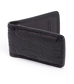 Royce® Leather Luxury Magnetic Money Clip Wallet