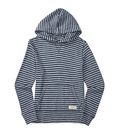 Polo Ralph Lauren® Boys' 2T-7 Striped Pullover Hoodie