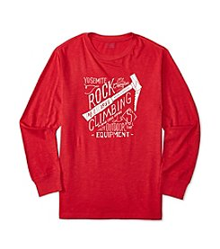 Polo Ralph Lauren® Boys' 2T-7 Long Sleeve Graphic Tee
