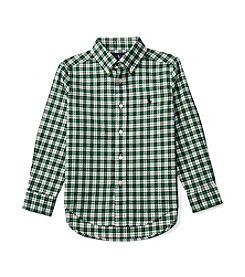 Polo Ralph Lauren® Boys' 2T-7 Long Sleeve Buttondown Shirt