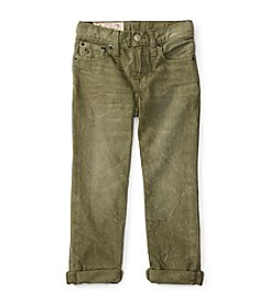 Polo Ralph Lauren® Boys' 2T-7 Rolled Skinny Jeans