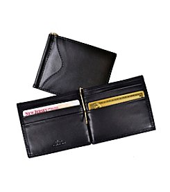 Royce® Leather RFID Blocking Money Clip Credit Card Wallet
