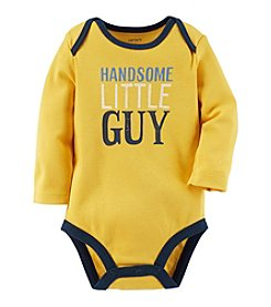 Carter's® Baby Boys' Handsome Little Guy Bodysuit